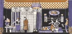 La Parfumerie moderne, 1920