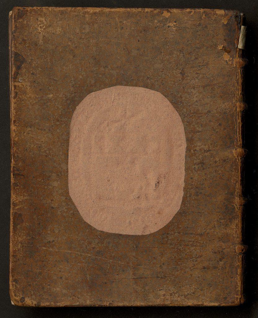 Descartes. De homine (1677). Plat inférieur, éclairage en haut à gauche.