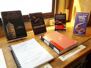 Exposition Chocolat