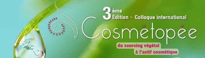 Colloque Cosmétopée 2014