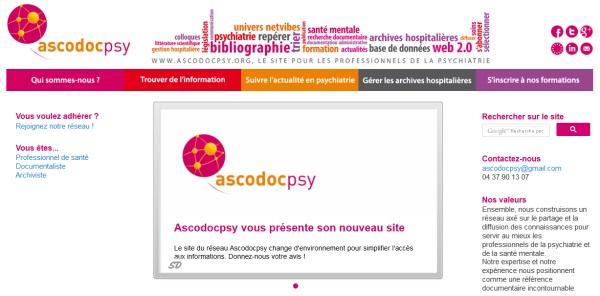 Site Ascodocpsy 2013