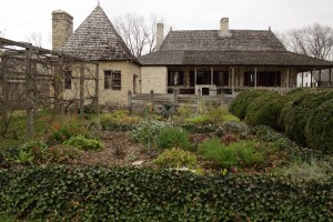 The Bolduc House Museum, Sainte Genevieve, Missouri