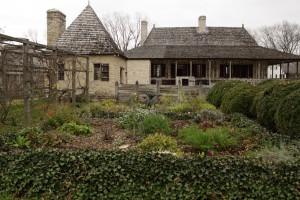 The Bolduc House Museum, Sainte Genevieve, Missouri