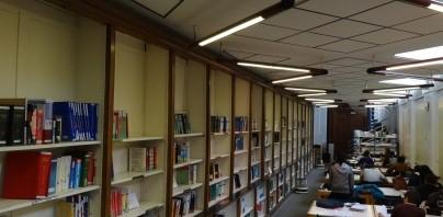 Pôle Pharmacie : fermeture de la salle Fialon