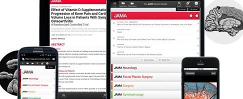 Découvrez gratuitement les 10 revues JAMA en ligne
