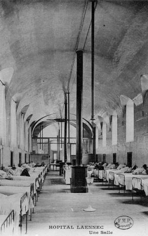 Hôpital Laennec