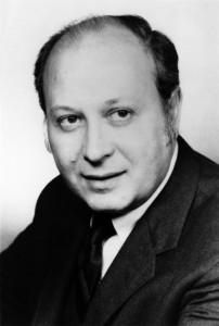 Barnett Rosenberg (1926-2009)