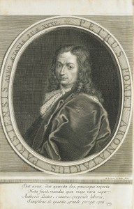 Pierre Pomet (1658-1699). Frontispice. Source : Medic@