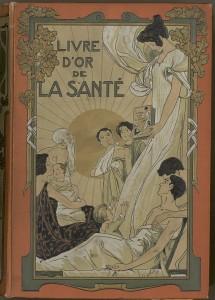 Reliure_Livre d-or de la sante_1903