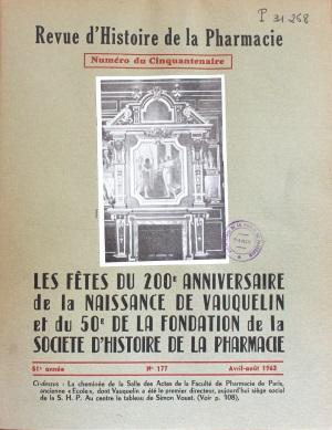 50 ans de la SHP