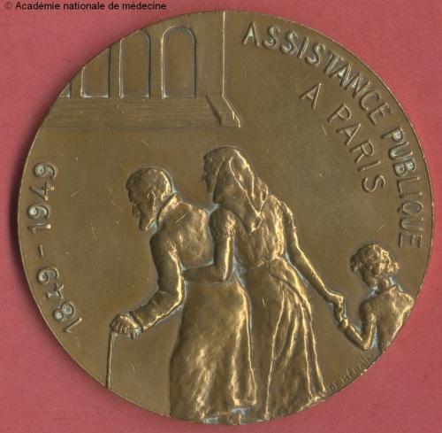 Médaille APHP