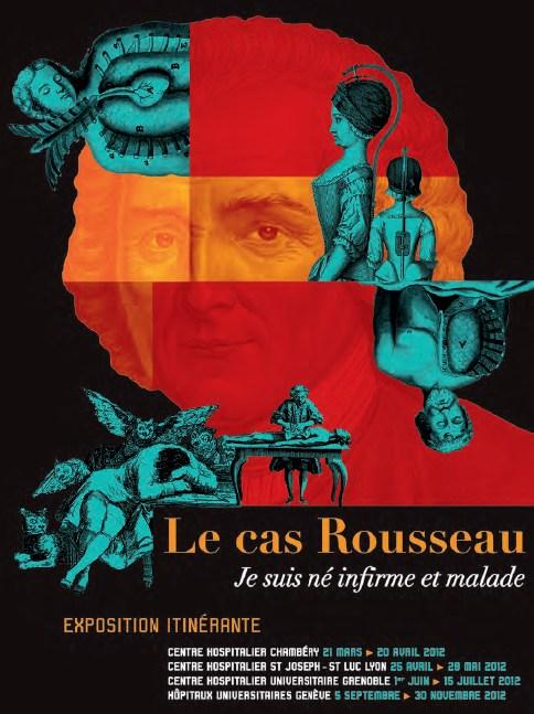 Affiche Le cas Rousseau