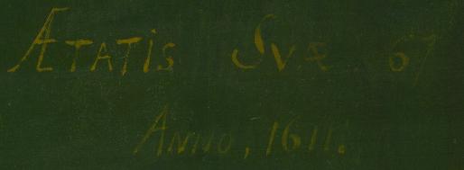 Aetatis suae 67, anno 1611