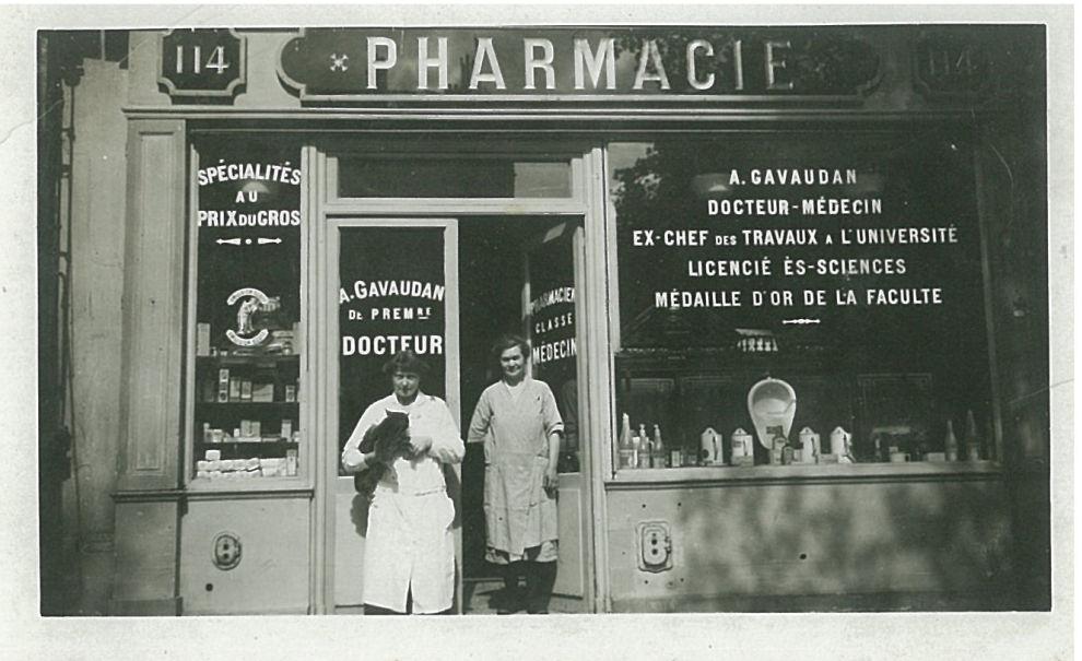 Miramion, qui abritait depuis 1812 la pharmacie centrale des hôpitaux.