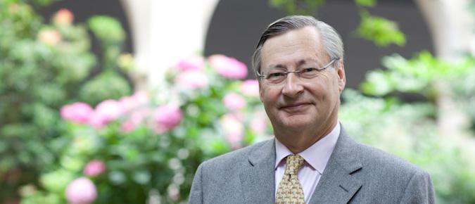 Professeur Patrick Berche