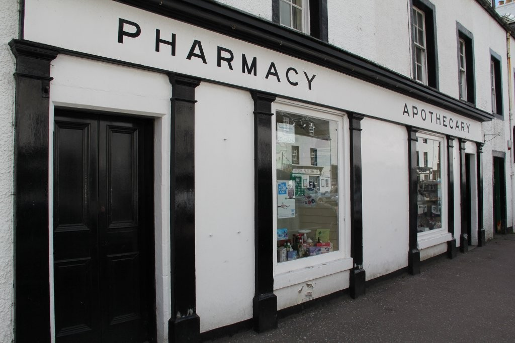 Pharmacy - Inveraray