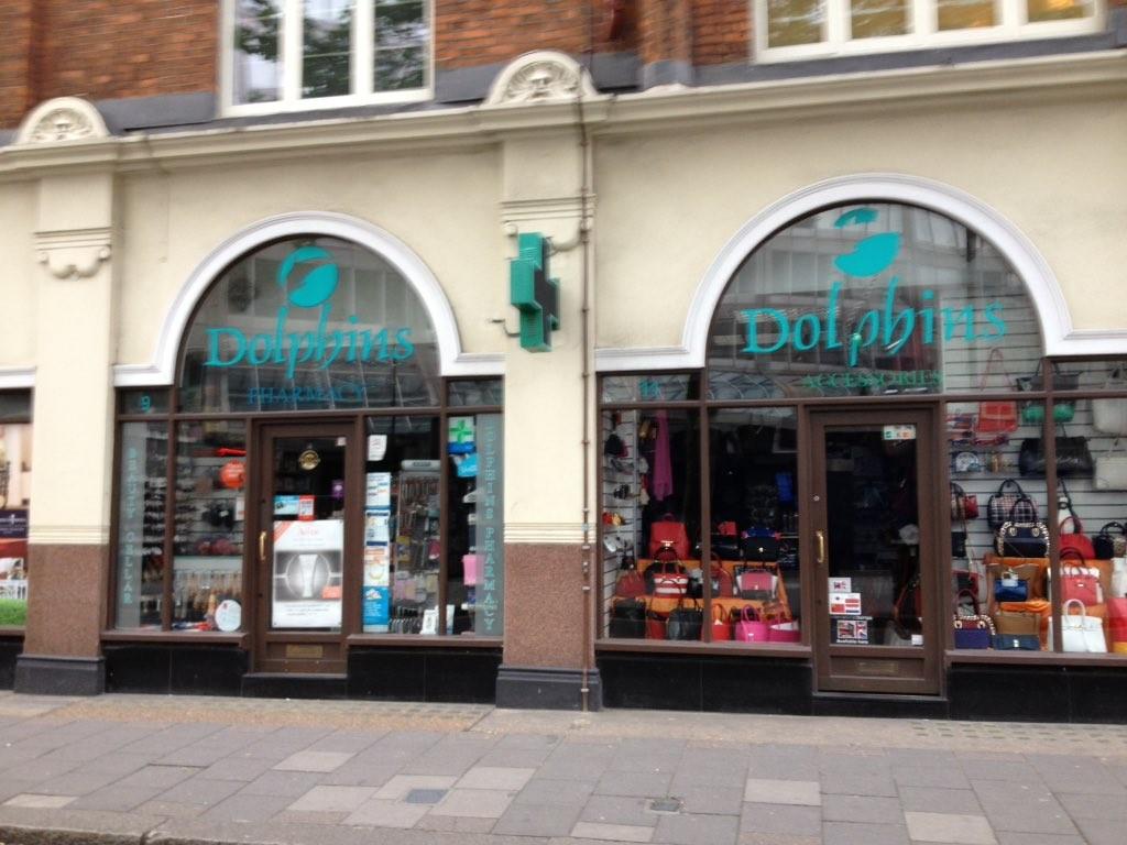 Dolphins Pharmacy - London