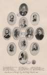 First council and faculty Long Island College Hospital ; 1860