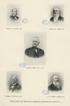 Presidents of Brooklyn Medico-chirurgical Society