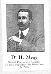 MEIGE, Henry (1866-1940) -  - anmpx38x0124