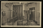 TUNIS. - Clinique Saint-Augustin - Radiologie. Edit. J. A. Combarel