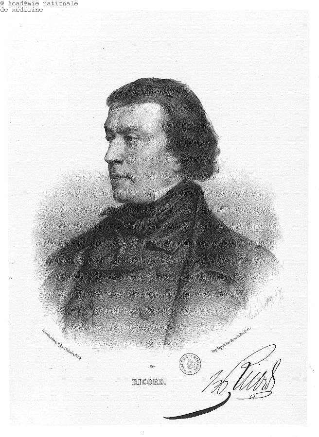 Ricord, Philippe (1800-1889) -  - anmpx06x0300
