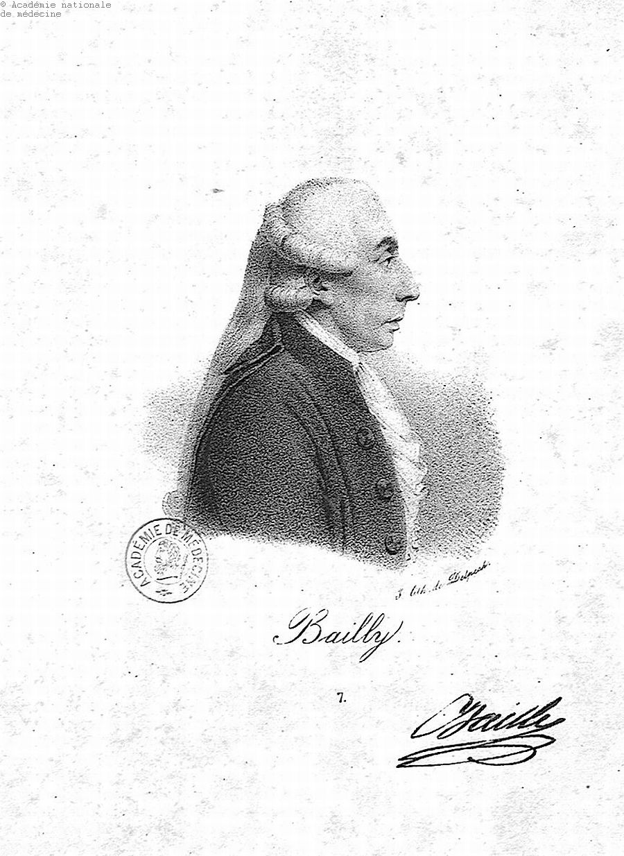 Bailly, Jean Sylvain (1736-1793) -  - anmpx09x0129