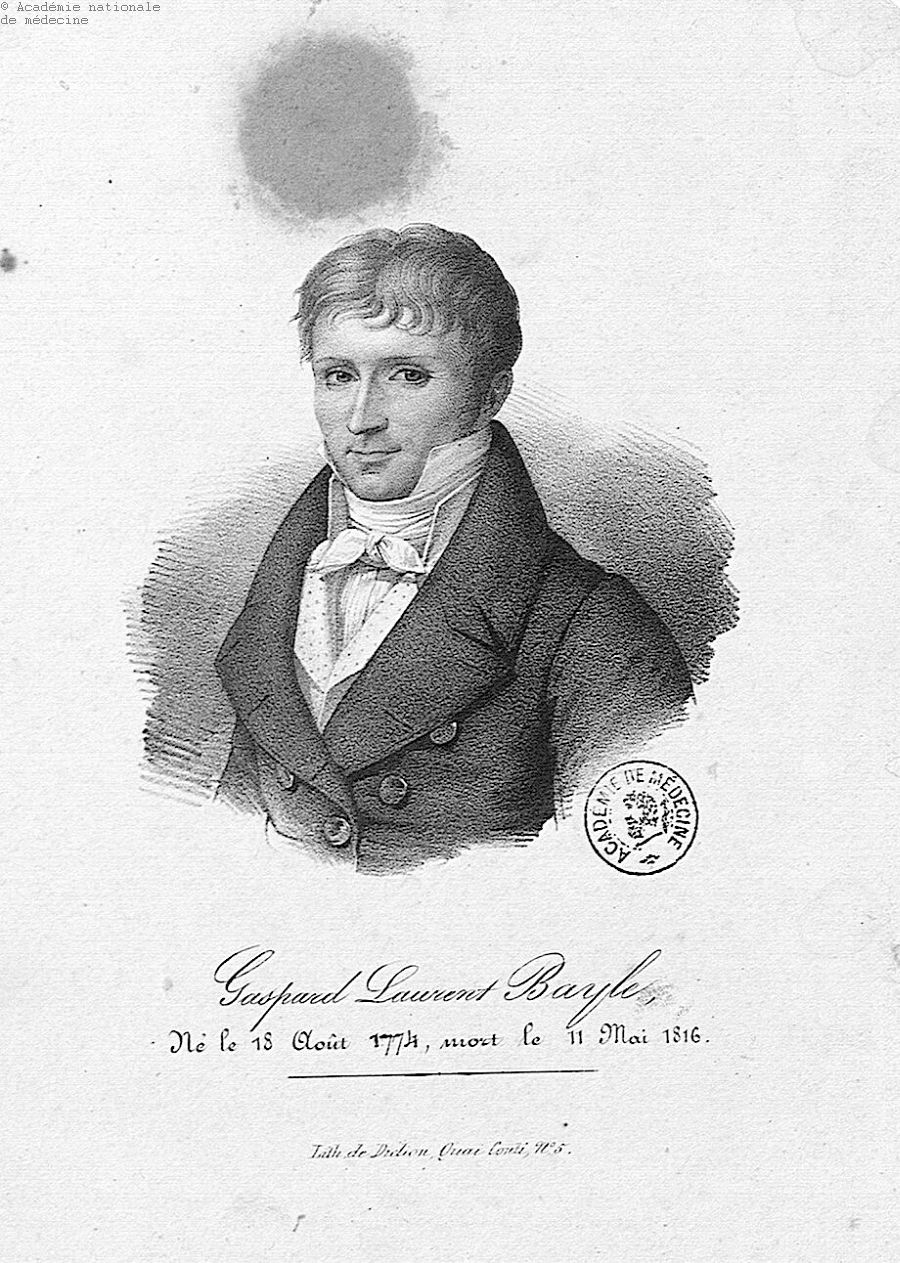 Bayle, Gaspard Laurent (1774-1816) -  - anmpx09x0176