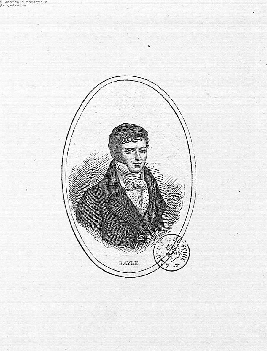 Bayle, Gaspard Laurent (1774-1816) -  - anmpx09x0177