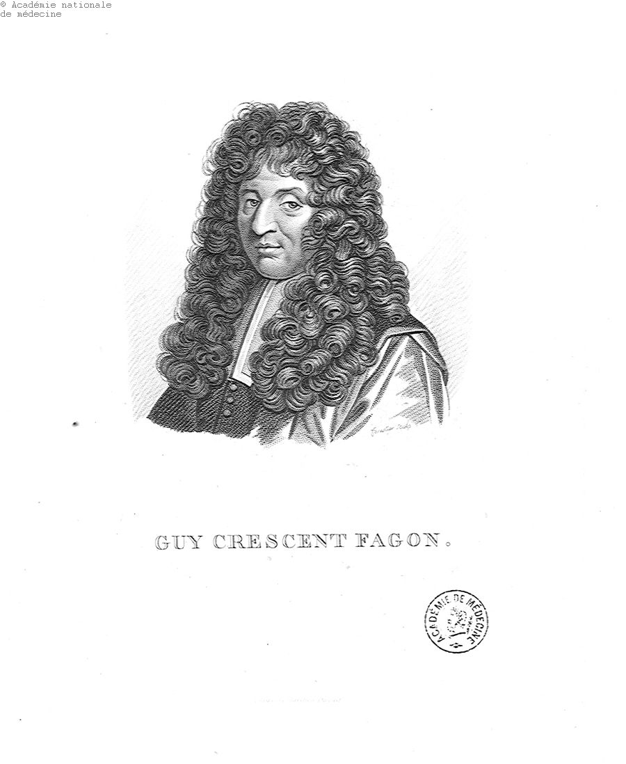 Fagon, Guy Crescent (1638-1718) -  - anmpx14x1031