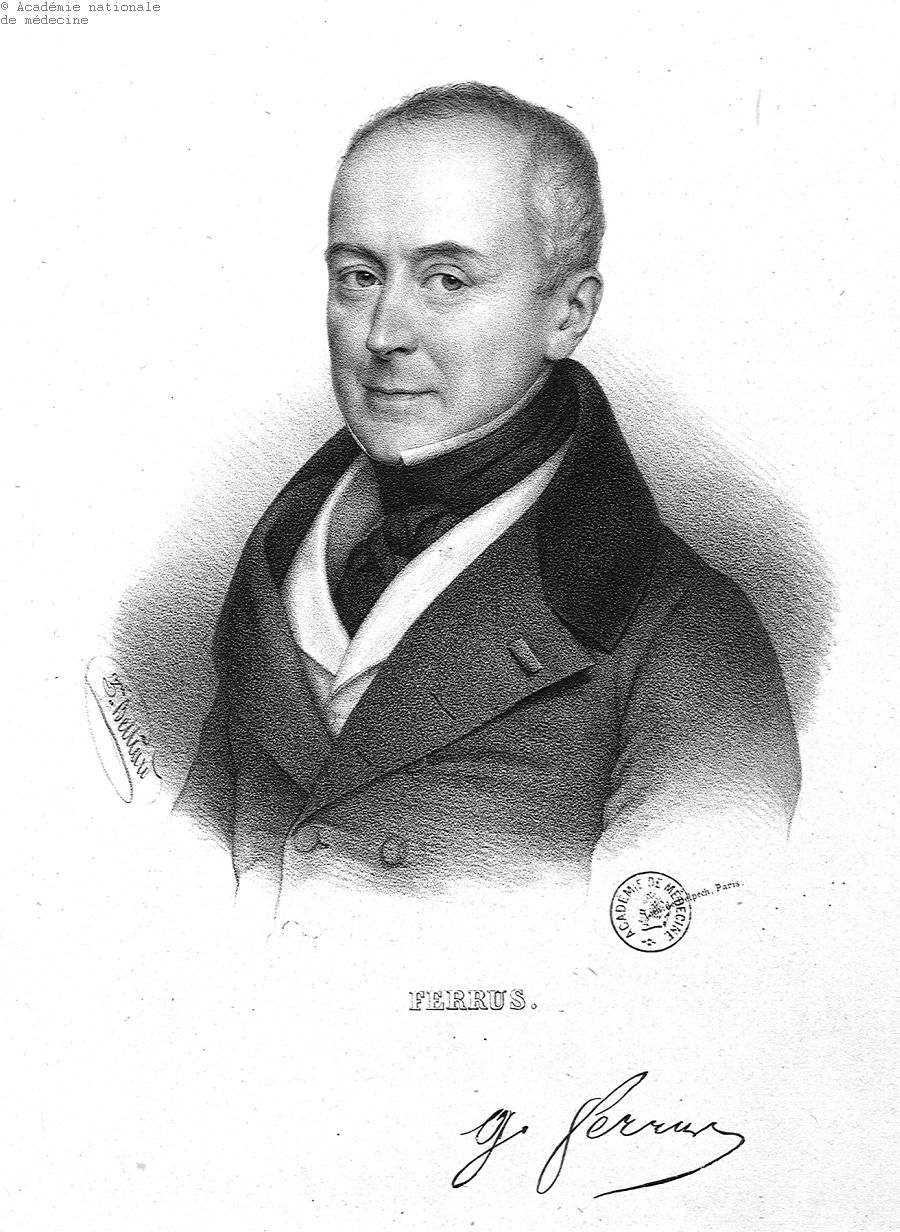 Ferrus, Guillaume Marie André (1784-1861) -  - anmpx15x1063