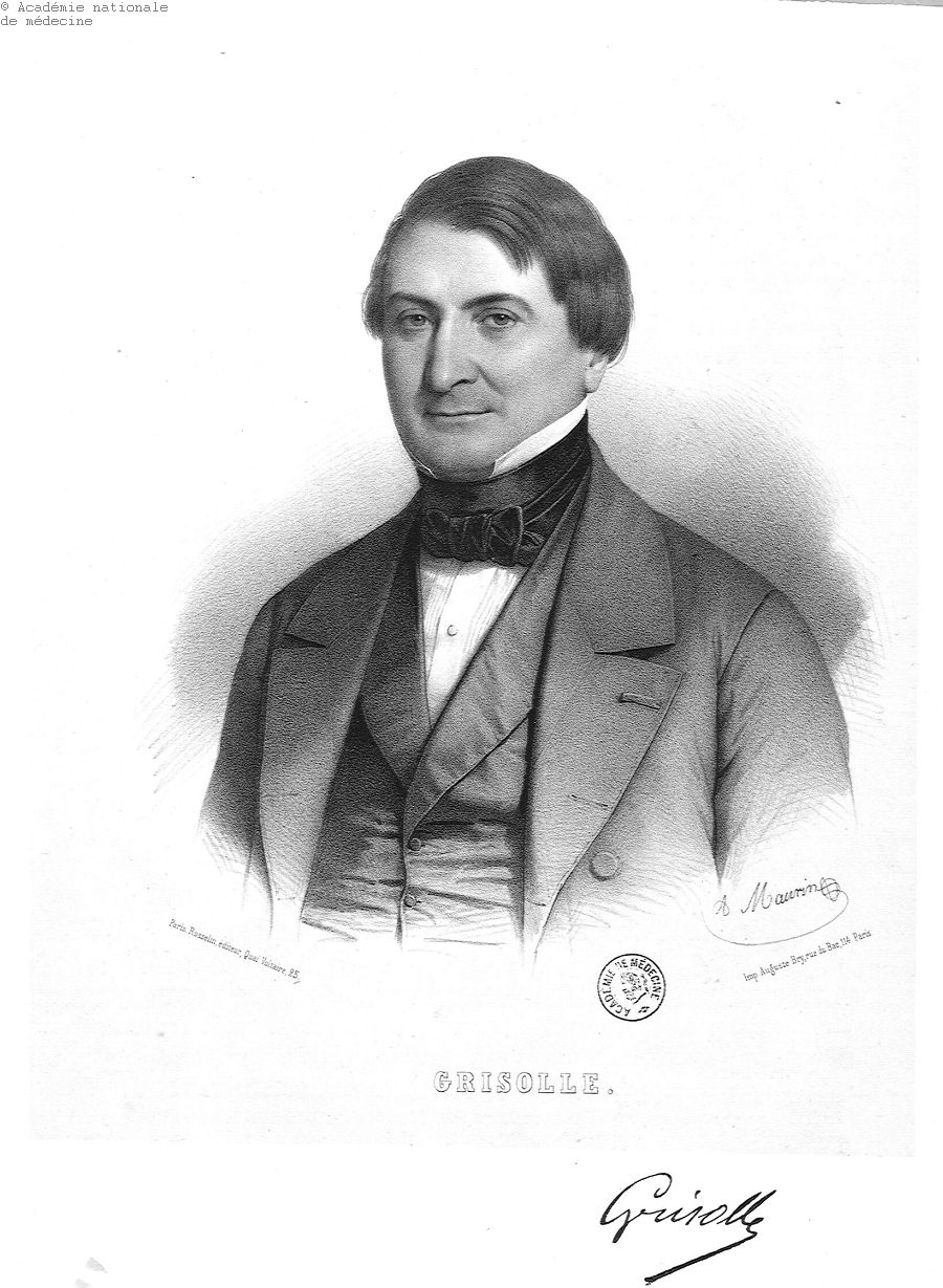 Grisolle, Augustin (1811-1869) -  - anmpx16x1333