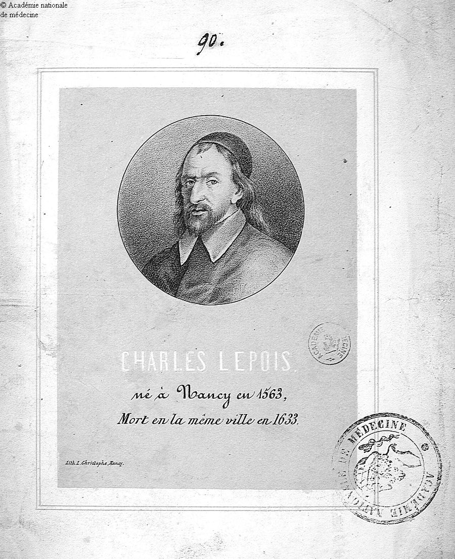 Lepois, Charles (1563-1631/1633) -  - anmpx20x1987