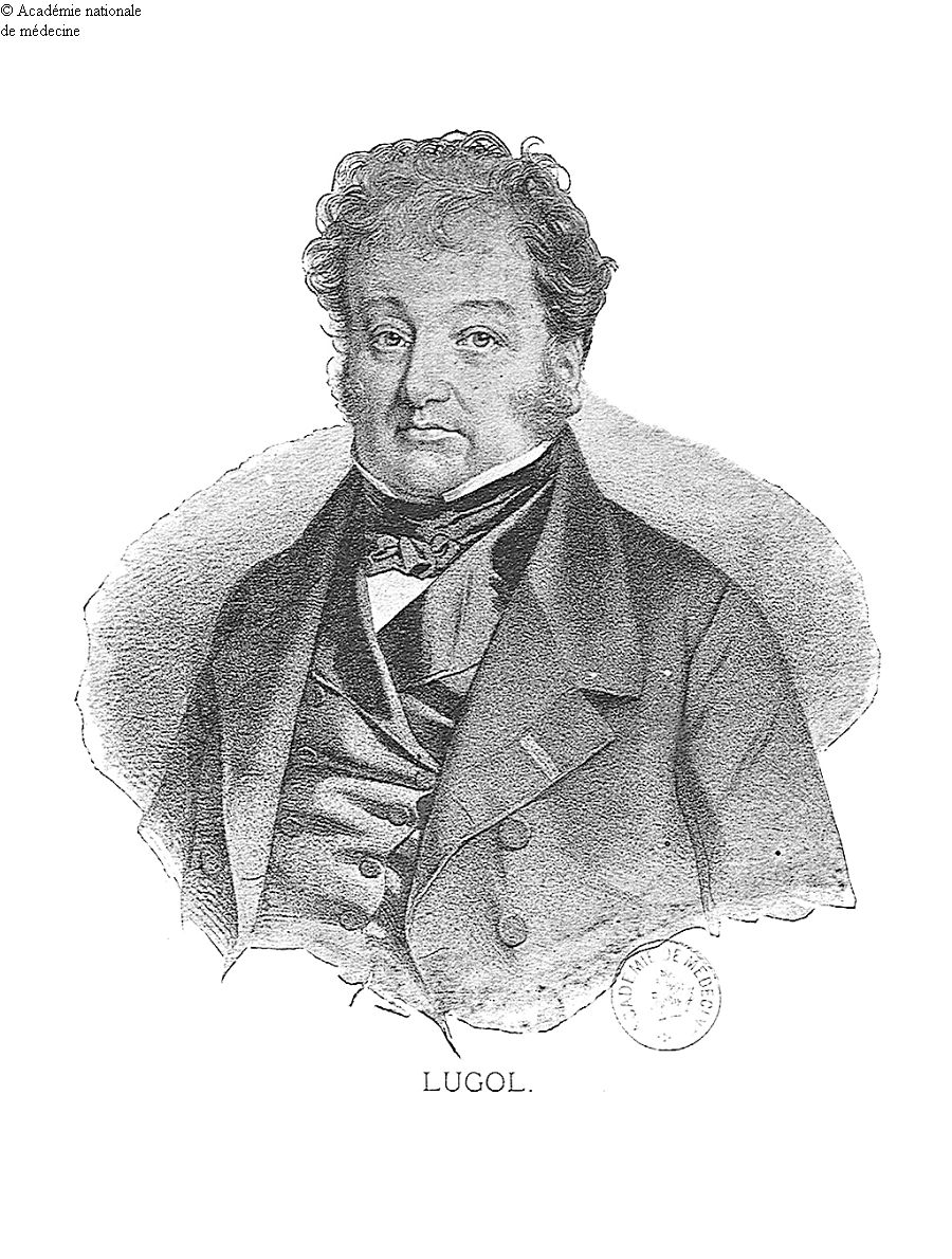 Lugol, Jean Guillaume Auguste (1786-1851) -  - anmpx20x2109