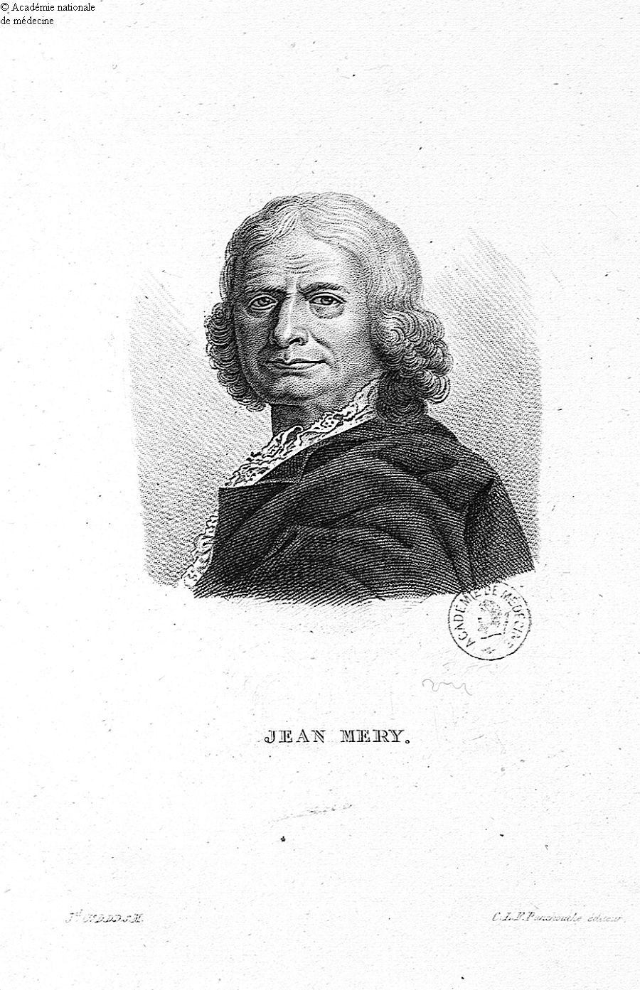 Mery, Jean (1645-1723) -  - anmpx21x2292