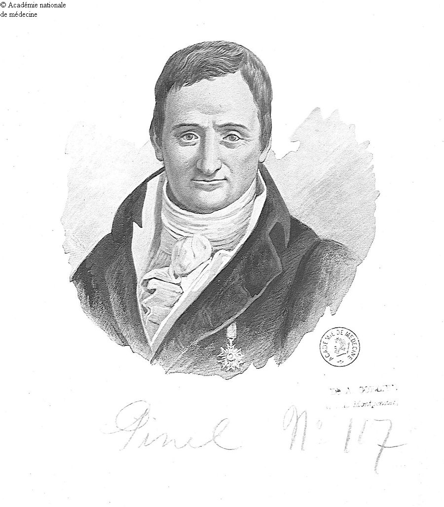 Pinel, Philippe (1745-1826) -  - anmpx24x2727