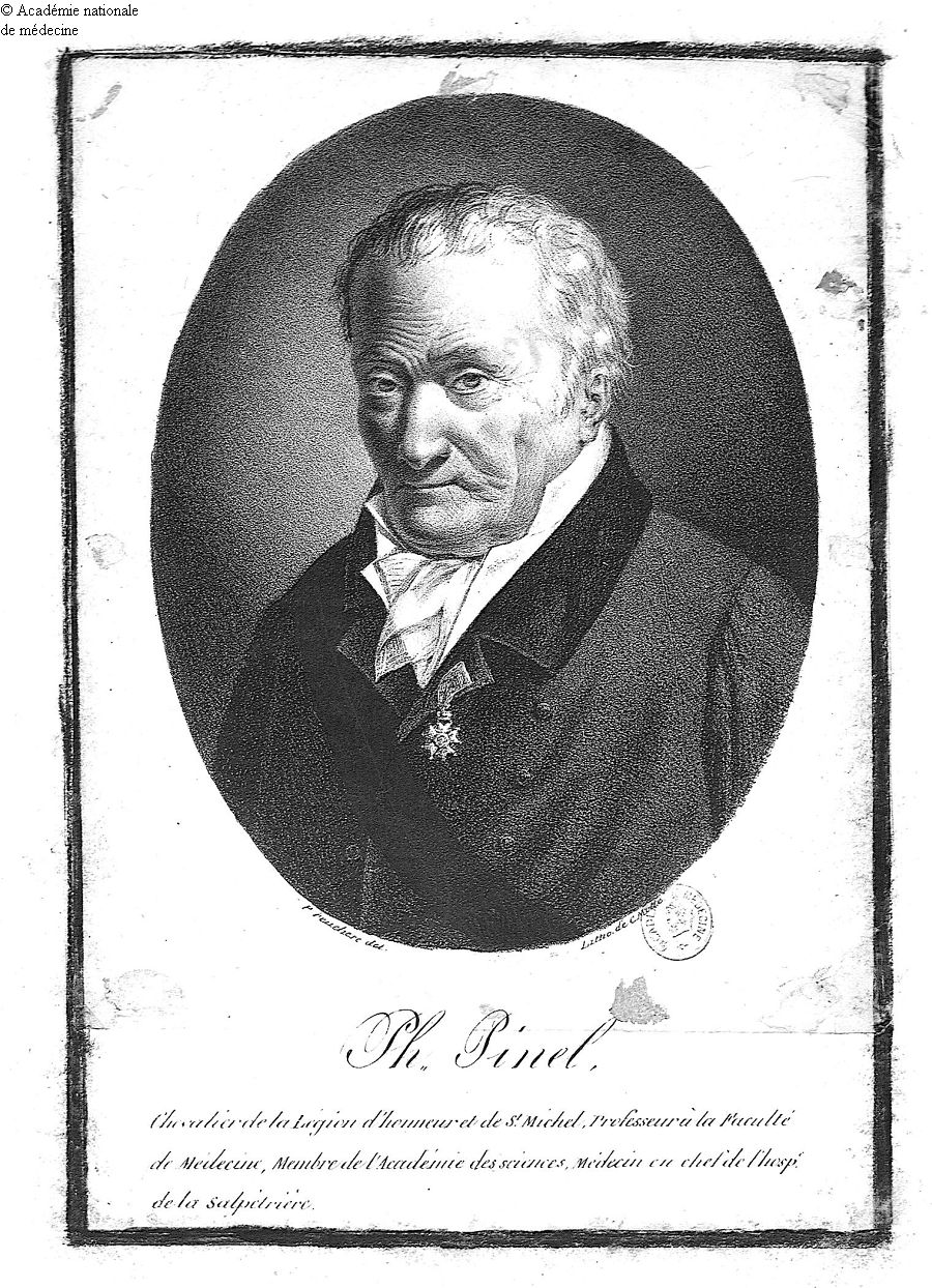 Pinel, Philippe (1745-1826) -  - anmpx24x2732