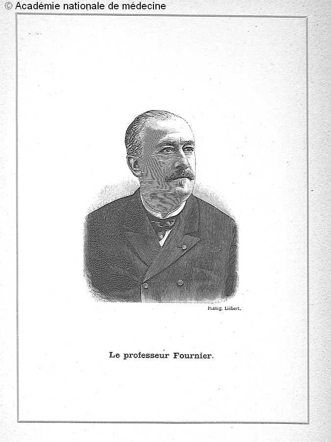 FOURNIER, Jean Alfred (1832-1914) -  - anmpx45x0098