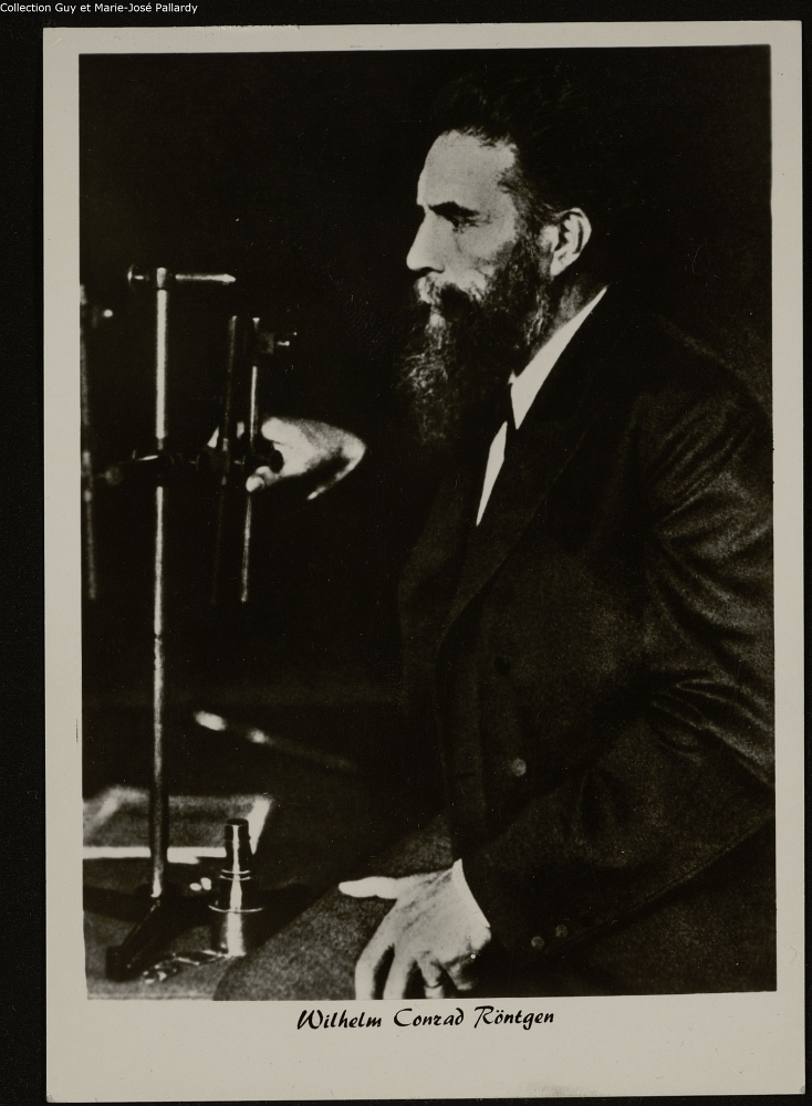 wilhelm conrad roentgen essay Wilhelm roentgen isn't trying to reinvent the wheel, or discover the x-ray, while toiling in his lab this day nov 8, 1895: roentgen stumbles upon x-rays.