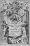 Ludovicus XIII Galliarum ac Navarre rex / Delphinat princeps Ludovici filius / Armandus cardinalis d [...]