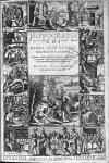 [Frontispice portant les représentations d'Oribase, de Diocles, d'Hippocrate, de Machaon, de Galien, [...]