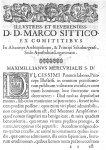 [Bandeau et lettrine : D] - Hieronymi Mercurialis,... In omnes Hippocratis Aphorismorum libros  prae [...]