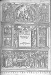 [Frontispice : représentations d'Hippocrate, de Galien, de Paul d'Egine, d'Oribase, d'Asclépiade, de [...]