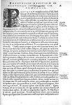 [Lettrine : P] - Octavii Horatiani Rerum medicarum libri quatuor. I Logicus, de curationibus omnium  [...]