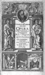 Guilhelmus Fabricius Hildanus / Hippocrates / Dioscorides - Opera observationum et curationum medico [...]
