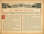 [Bandeau : le Grand Palais] - Le Grand Palais pendant la guerre (1914-1915-1916)