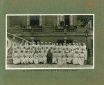 [Le Grand Palais pendant la guerre] Les dames infirmières de l'hôpital du Grand Palais - Le Grand Pa [...]