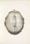 Planche 18 - Coupes horizontales du cerveau - Coupe horizontale à cinq millimètres au-dessus du corp [...]