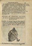 Figures du Chapitre second et de la seconde partie du scelet que est le tronc - L'Oeconomie chirurgi [...]