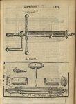 L'escrouë / La mouffle - L'Oeconomie chirurgicale, pour le r'habillement des os du corps humain cont [...]